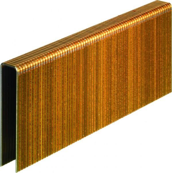 Klammer Typ KG700, 22mm, verzinkt, CD-Spitze