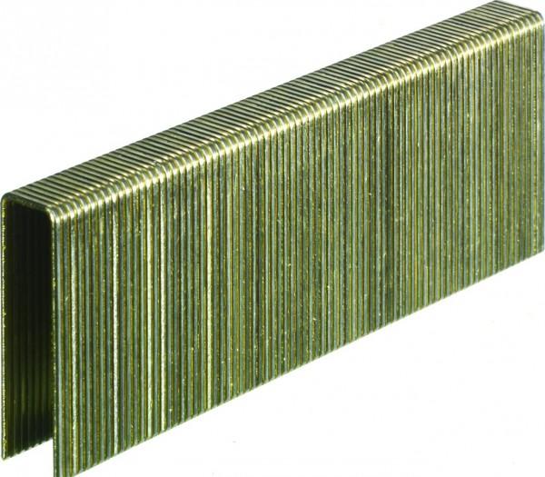 Klammer Typ M, 19mm, verzinkt